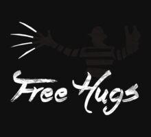 Free Hugs Freddy Kids Tee