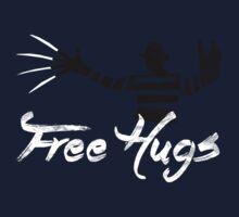 Free Hugs Freddy One Piece - Long Sleeve