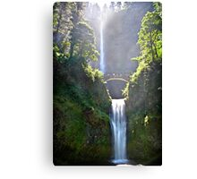 Both Falls Canvas Print
