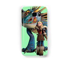 Astrid 3 - How to Train Your Dragon Samsung Galaxy Case/Skin