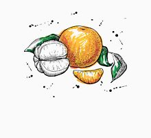 Hand drawn Tangerine Unisex T-Shirt