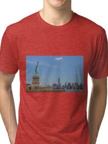 Liberty and Freedom Tri-blend T-Shirt