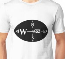 West Egg Productions Logo (Black) Unisex T-Shirt