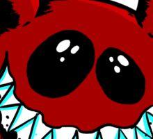Happy Demon Sticker
