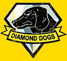 Diamond Dogs Logo by Shoro by Shoro