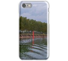 Entrance To The Lock iPhone Case/Skin