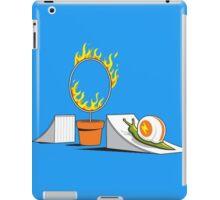 Snail circus iPad Case/Skin