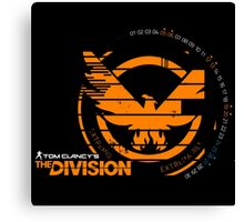 The Division by Shoro Canvas Print