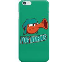 Inside Out San Francisco Fog Horns Riley Hockey iPhone Case/Skin