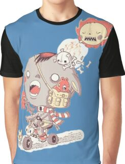 funny cartoon Graphic T-Shirt