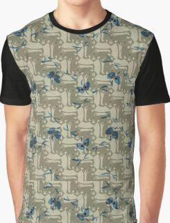 Fabric Pattern 1 Graphic T-Shirt