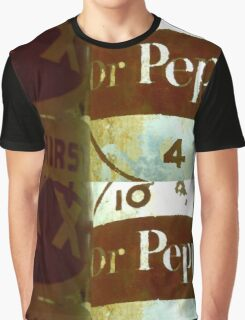 VINTAGE DR. PEPPER Graphic T-Shirt