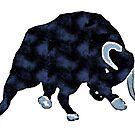 Wall Street Bull Market Series 1 by Edward Fielding