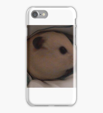 egg hamster iPhone Case/Skin