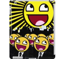 State of Laughter iPad Case/Skin