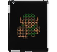 Link Pixel Triforce - Zelda Triforce Pixel iPad Case/Skin