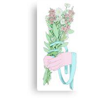 Bouquet (notext) Metal Print