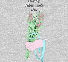Gal/Valentine Bouquet (text)  Unisex T-Shirt