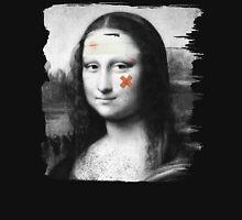 Restored Mona Lisa   Unisex T-Shirt