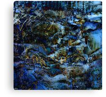 Abstract #1, Mystery Canvas Print