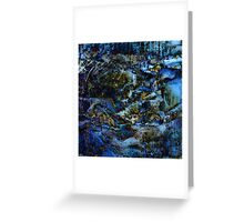 Abstract #1, Mystery Greeting Card