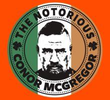 The Notorious Conor Mcgregor Kids Tee