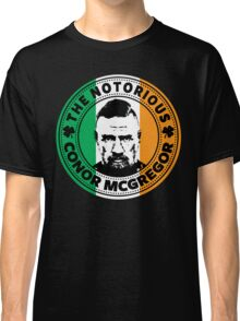 The Notorious Conor Mcgregor Classic T-Shirt