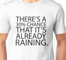 Mean Girls - Weather Forecast Unisex T-Shirt