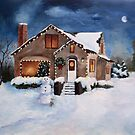 Gingerbread House by Brenda Thour