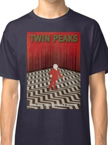 Twin Peaks Red Room Classic T-Shirt
