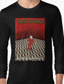 Twin Peaks Red Room Long Sleeve T-Shirt