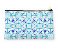 Intricate geometric pattern  Studio Pouch