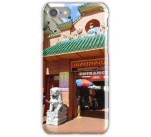 Chinatown Honolulu iPhone Case/Skin