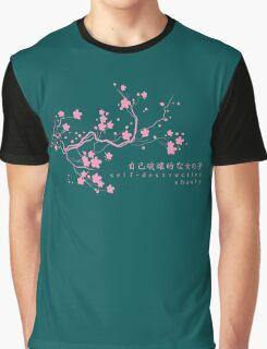 Self-destructive Shawty Graphic T-Shirt