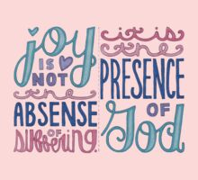 The Presence of God Kids Clothes