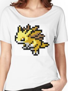 Pokemon 8-Bit Pixel Sandslash 028 Women's Relaxed Fit T-Shirt