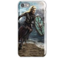 """Vikings"" Art - Lagertha iPhone Case/Skin"