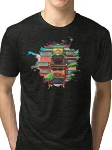 Spirited world Tri-blend T-Shirt