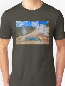 Geo Yellowstone Unisex T-Shirt