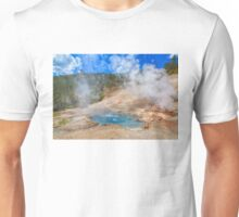 Geo Yellowstone Unisex T-Shirt