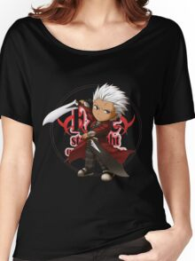 Archer from Fate Stay night Women's Relaxed Fit T-Shirt