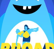 Broad City - Bingo Bronson Sticker