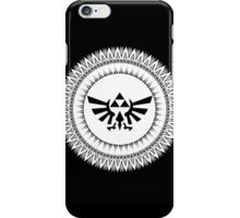 Triforce art iPhone Case/Skin