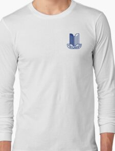 Blue Triumph Logo Long Sleeve T-Shirt