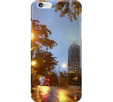 Nighttime Cityscape iPhone Case/Skin