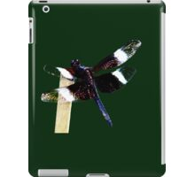 Widow Skimmer Dragonfly  iPad Case/Skin