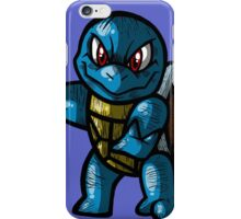 No.#007 Squirtle  iPhone Case/Skin