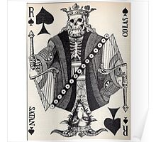 King of Spades Poster