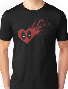 Feel the Love - Simple Unisex T-Shirt