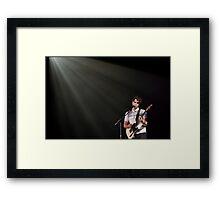 Darren Criss Framed Print